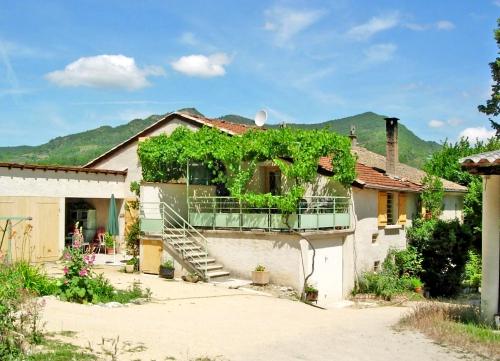 drome, gite rural, provence, vercors