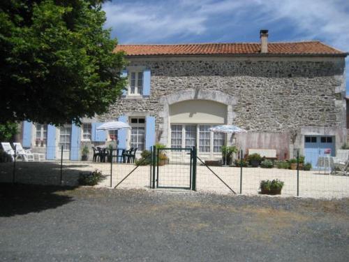 Chambres d'hôtes en Charente à Ecuras