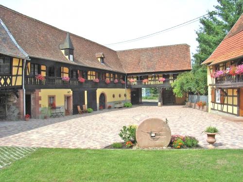 Gite rural Alsace à Issenhausen